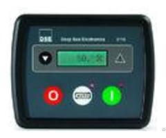 Led Lcd Alarm Deep Sea Control Panel