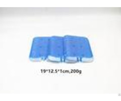 Non Toxic Eco Friendly Insulated Gel Ultra Thin Ice Packs For Lunch Bag