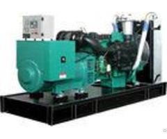 Single Bearing Volvo Engine Generator
