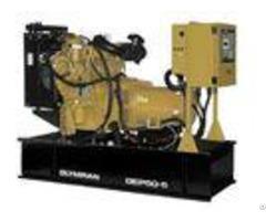 Water Cooled Caterpillar Olympian Generator
