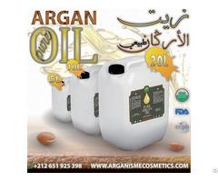 Producer Of Virgin Argan Oil From Morocco