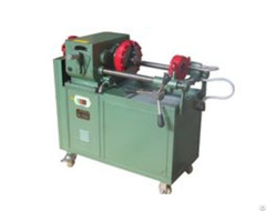Electric Steel Bar Threading Machine