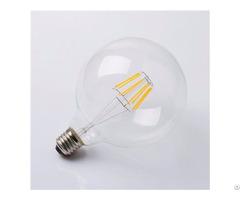 Classic G125 8d Led Globe Filament Bulb