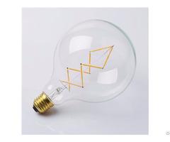 Newest G125 8df Led Diy Cross Shape Filament Bulb