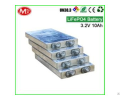 Product 3 2v10ah Lifepo4 Cell For Solar Street Light System Battery