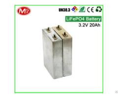 Product 3 2v 20ah Lifepo4 Storage Batteries Solar Wind Energy Backup Power Battery