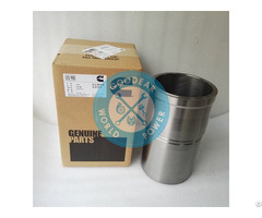 Chongqing Cummins M11 Diesel Engine Cylinder Liner 3080760 3034816