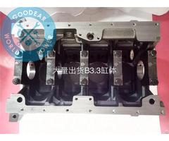 Dongfeng Cummins Qsb3 3 Diesel Engine Cylinder Block 3972507
