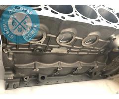Dongfeng Cummins Isde Diesel Engine Cylinder Block 4990443