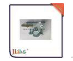 Welding Galvanised Steel Cast Iron Pipe Clamps With Nut Screw