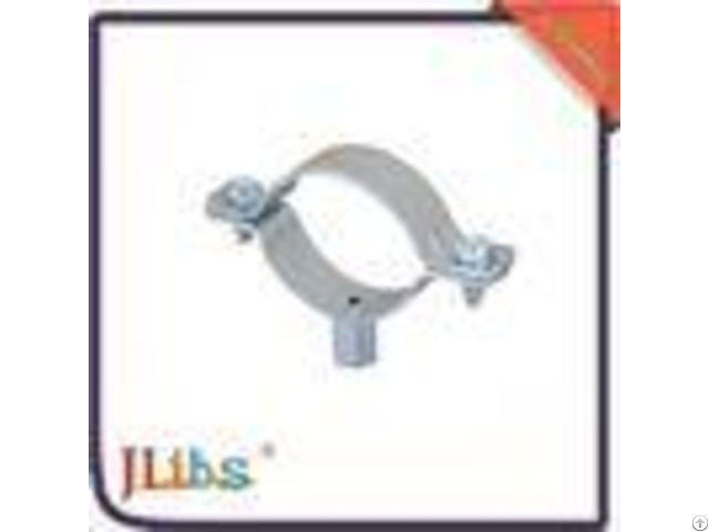 High Performance Cast Iron Pipe Clamps 40 110 Working Temp