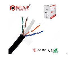 Network Cable Cat5e Cat 6 Coaxial