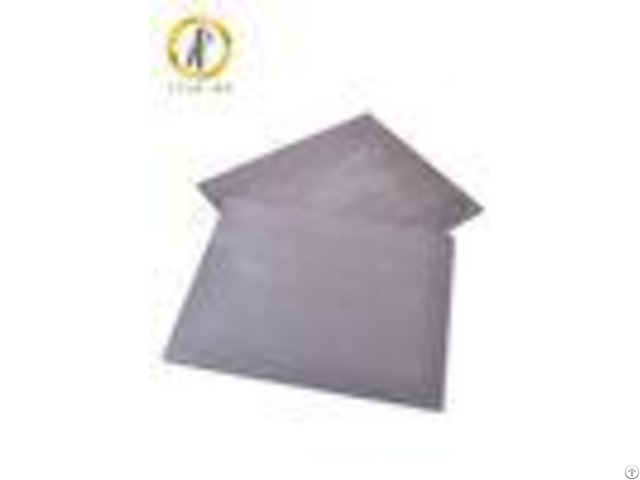 Sturdy Metal Cutting Tool Blanks High Hardness Tungsten Carbide Plate