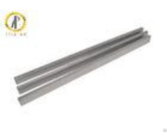 High Precise Cemented Tungsten Carbide Flats For Mechanical Parts Anti Wear