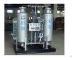 Psa High Purity Nitrogen Generator Carbon Steel N2 Generation Plant