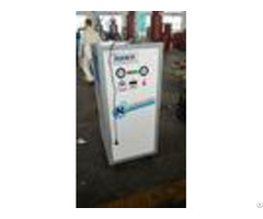 White Small Mobile Nitrogen Gas Generator Filling System 0 1 Kw Easyily Operating