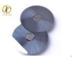 Multi Purpose Coated Carbide Saw Blade For Steel Machining Long Life Time