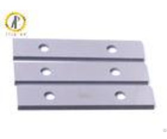 Polished Solid Woodworking Carbide Inserts Turning Tools With Double Bevel