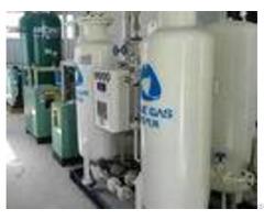 Pharmaceutical High Purity Nitrogen Generator Pressure Swing Adsorption Type