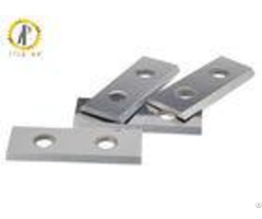 Reversable Woodworking Carbide Inserts Lathe Tools Customized Dimensions