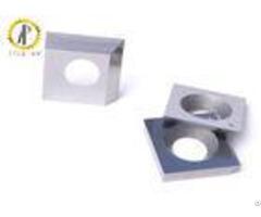 C3 Yg6 Yg8 Grade Woodworking Carbide Inserts Shaper Cutters 14 3x14 3x2 0mm