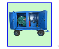 1000bar Manufacturer Diesel Engine High Pressure Tank Cleaning Equipment
