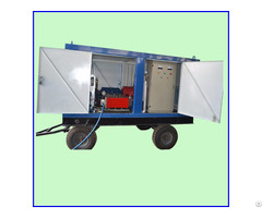 Manufacturer Of High Pressure Industrial Oil Tank Cleaning Machines