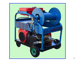 Sewer Pipe Cleaning Equipment High Pressure Drain Water Jet Cleaner