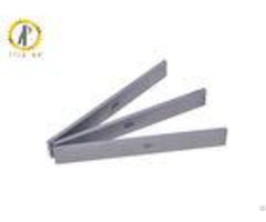 Wood Cutting Tools Tungsten Carbide Wear Strips 100% Raw Pure Material Sintered