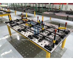 China 2d Welding Table 39x78