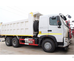 Low Price 10 Wheeler Howo A7 6x4 Dump Trucks For Sale
