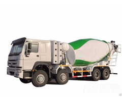 Best Price Howo 8x4 Cng Cement Concrete Mixer Truck