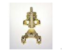 Star Design Coffin Ornaments Fitting 12# In Gold Finishing Casket Corner