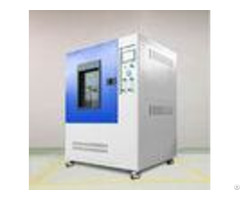 Remote Control Rain Spray Test Chamber Automatically Lift With Compressed Air Dry Function
