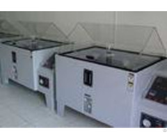 Plc Control Salt Spray Test Chamber For Light Industry Electronics Instruments