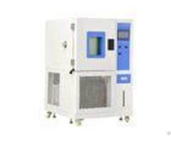 Electronic 220v 380v Portable Environmental Chamber Air Cooling Condensing Way
