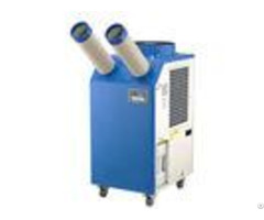 Mobile Powerful Spot Air Cooler Condensate Overflow Protection Ce Certification