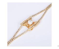 New Design 22k Gold Bracelet Model For Girls
