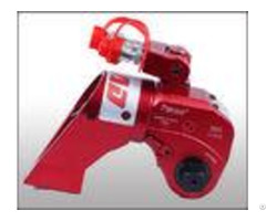 Lightweight Square Drive Hydraulic Torque Wrench For Bolt Tightening Solutions