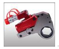 Hollow Hydraulic Torque Wrench Tool Low Profile Ce Tuv Certificate