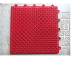 Pp Plastic Interlocking Easy Assembly Tiles For Sport Indoor Outdoor School Roller Skating
