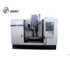 Three Axis Linear Way Model Vertical Cnc Equipment High Rigidity Processing