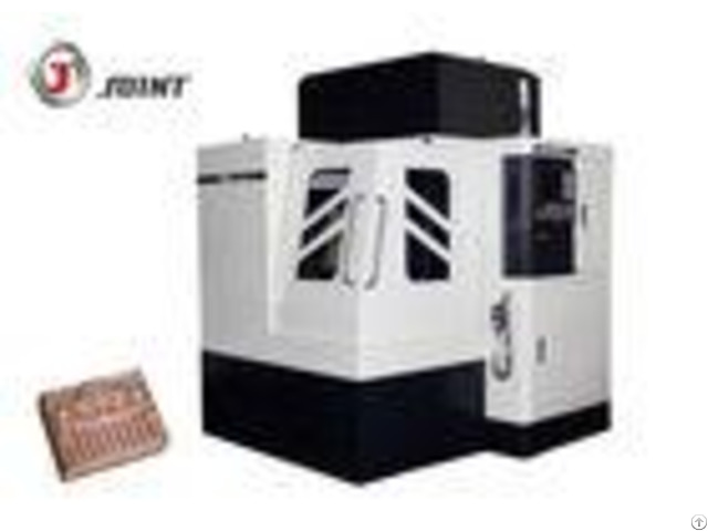 Black And White 3 Axis Gantry Type Milling Machine By Increased Cutting Strength