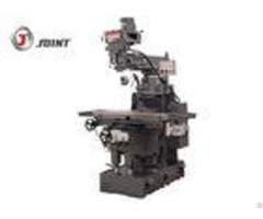 Universal 3 Axis Vertical Spindle Milling Machine 70 3600rpm Rotation Speed