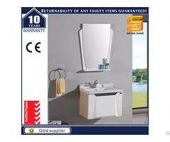 European Style Modern Design Mdf Bathroom Cabinet Vanity