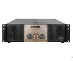 Pd 3102 3u Class H Professional Power Amplifier 2 1000w At 8 Honm