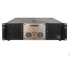 Pd 3142 3u Class H Professional Power Amplifier 2 1400w At 8 Honm