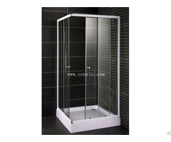 China Factory Made Shower Cubicle With Aluminum