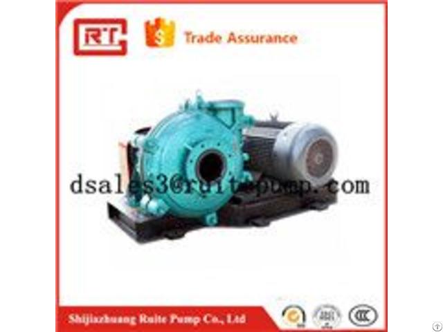 Centrifugal Pump 110kw High Pressure Slurry Pumps