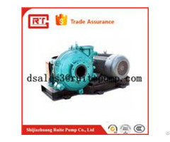 Centrifugal Pump 110kw High Pressure Slurry Pumps